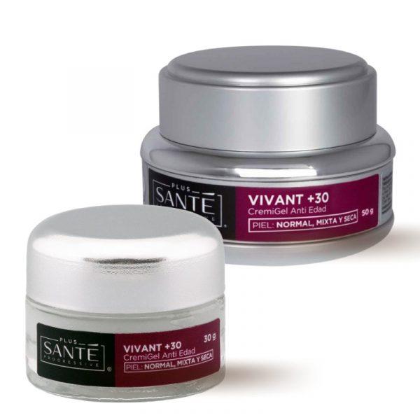 VIVANT +30 CremiGel Antiedad