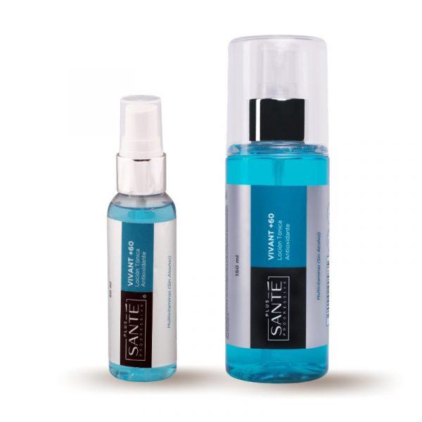 VIVANT +60 Loción Tónica Antioxidante